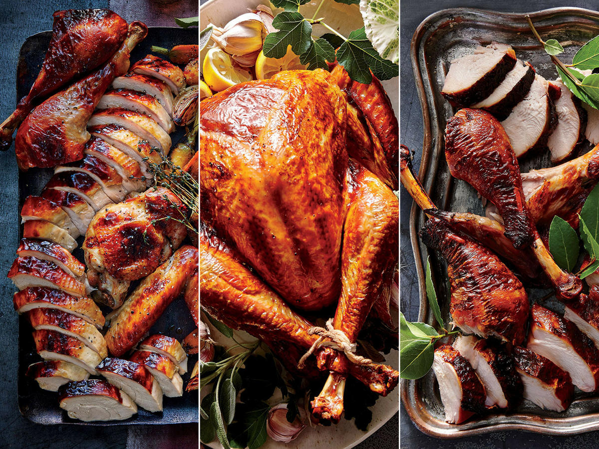 Healthy Thanksgiving Turkey Recipes