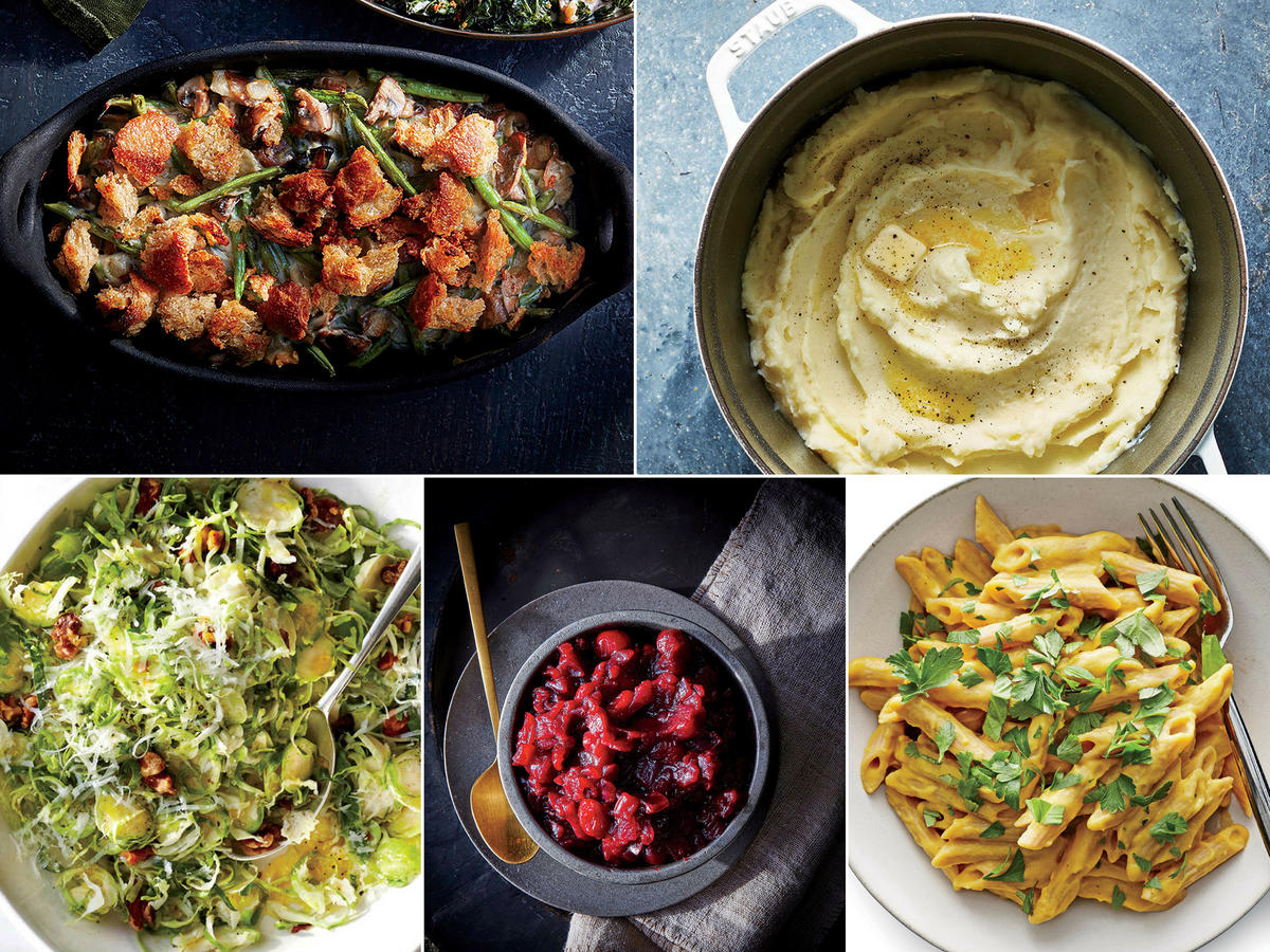 Gluten-Free Thanksgiving Menu Recipes and Ideas