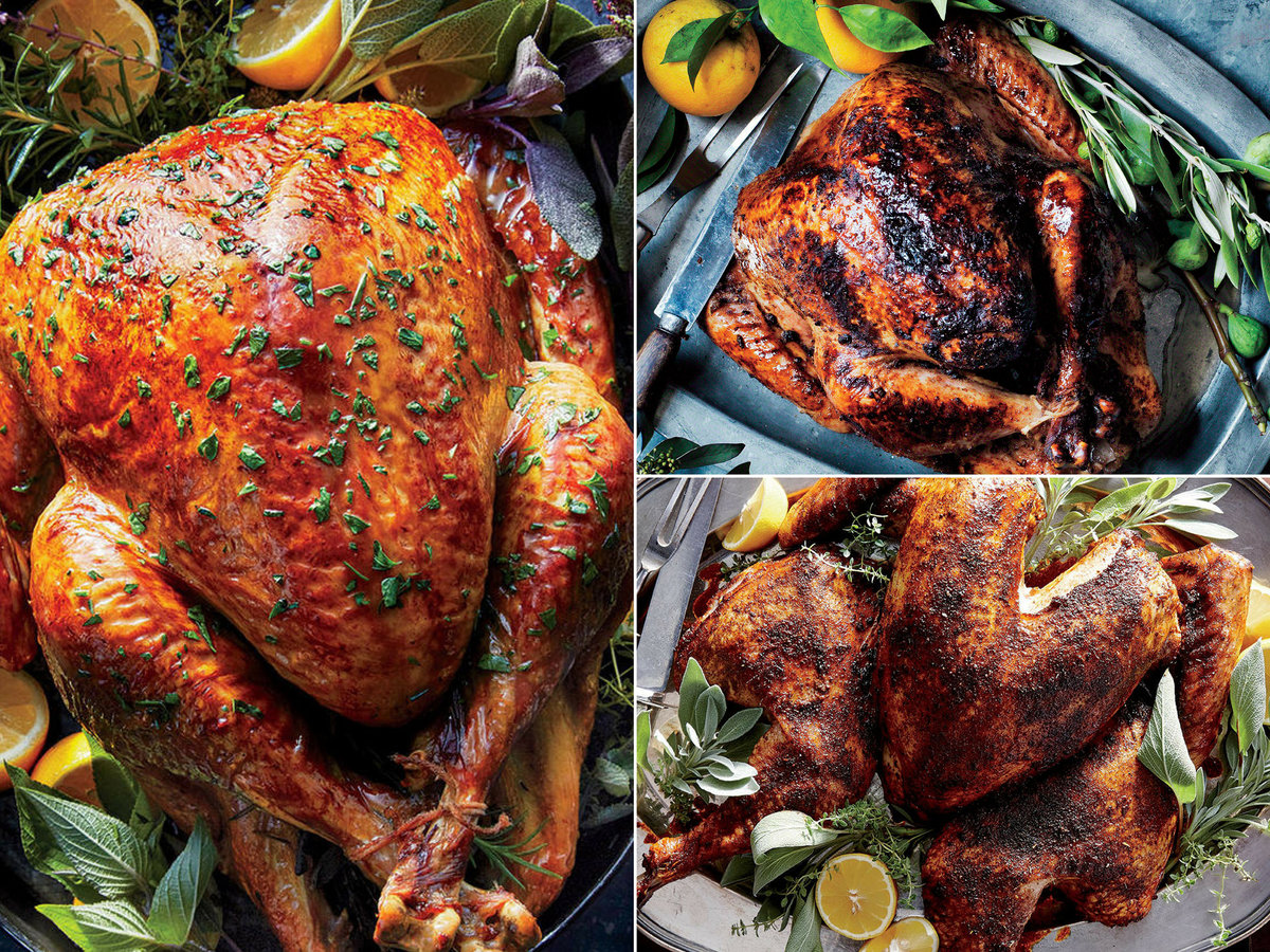 Here's Everything You Need to Know About Organic and Free-Range Turkeys