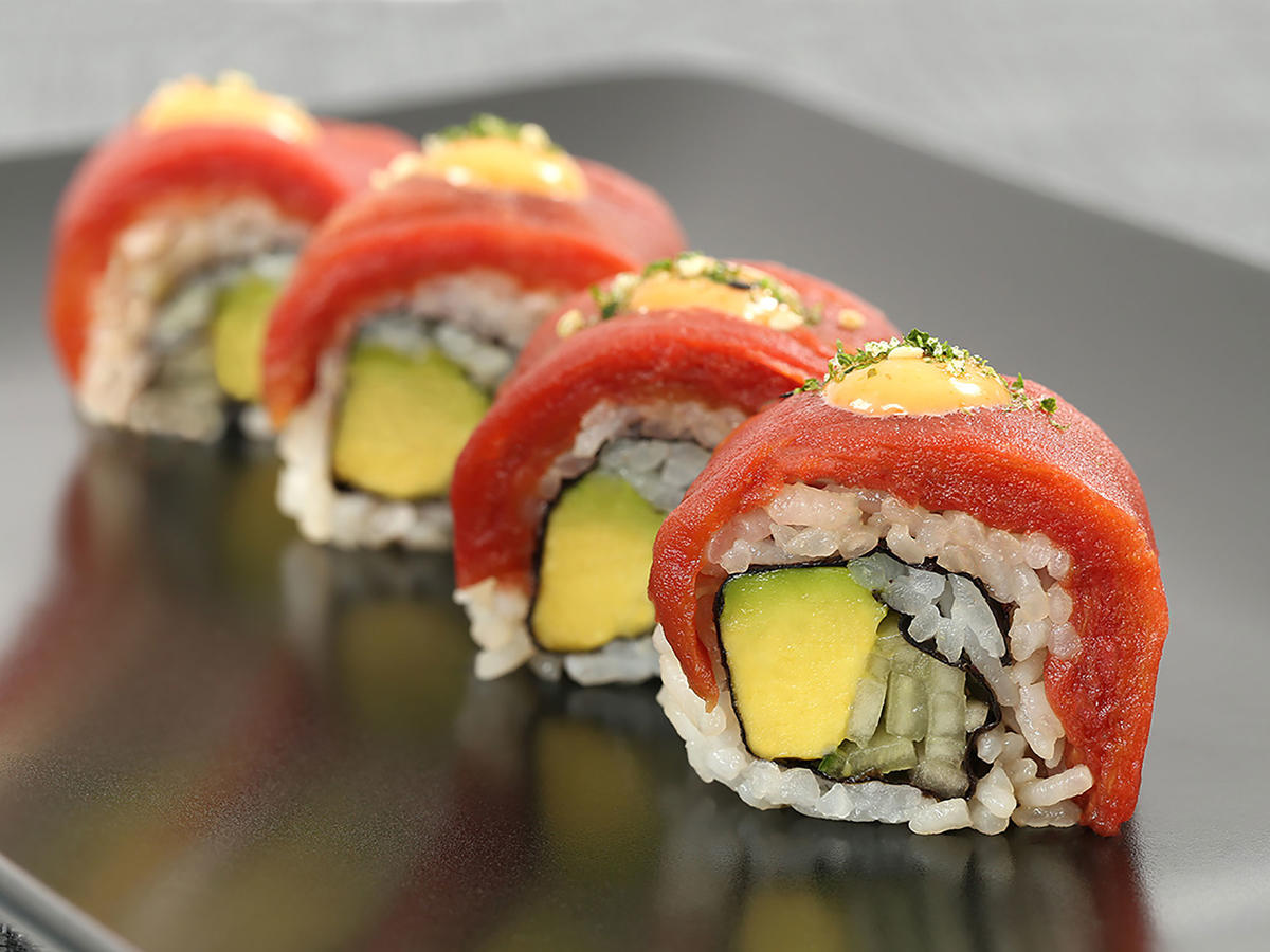 Vegan Seafood Sushi May Be Coming to a Store Near You