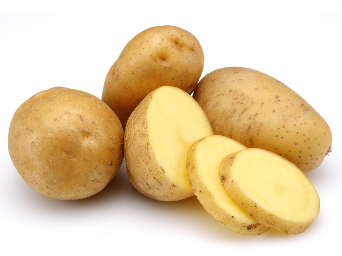 Yellow Potatoes