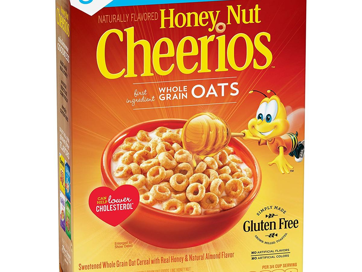 This Easy Hack Makes Honey Nut Cheerios Much Healthier