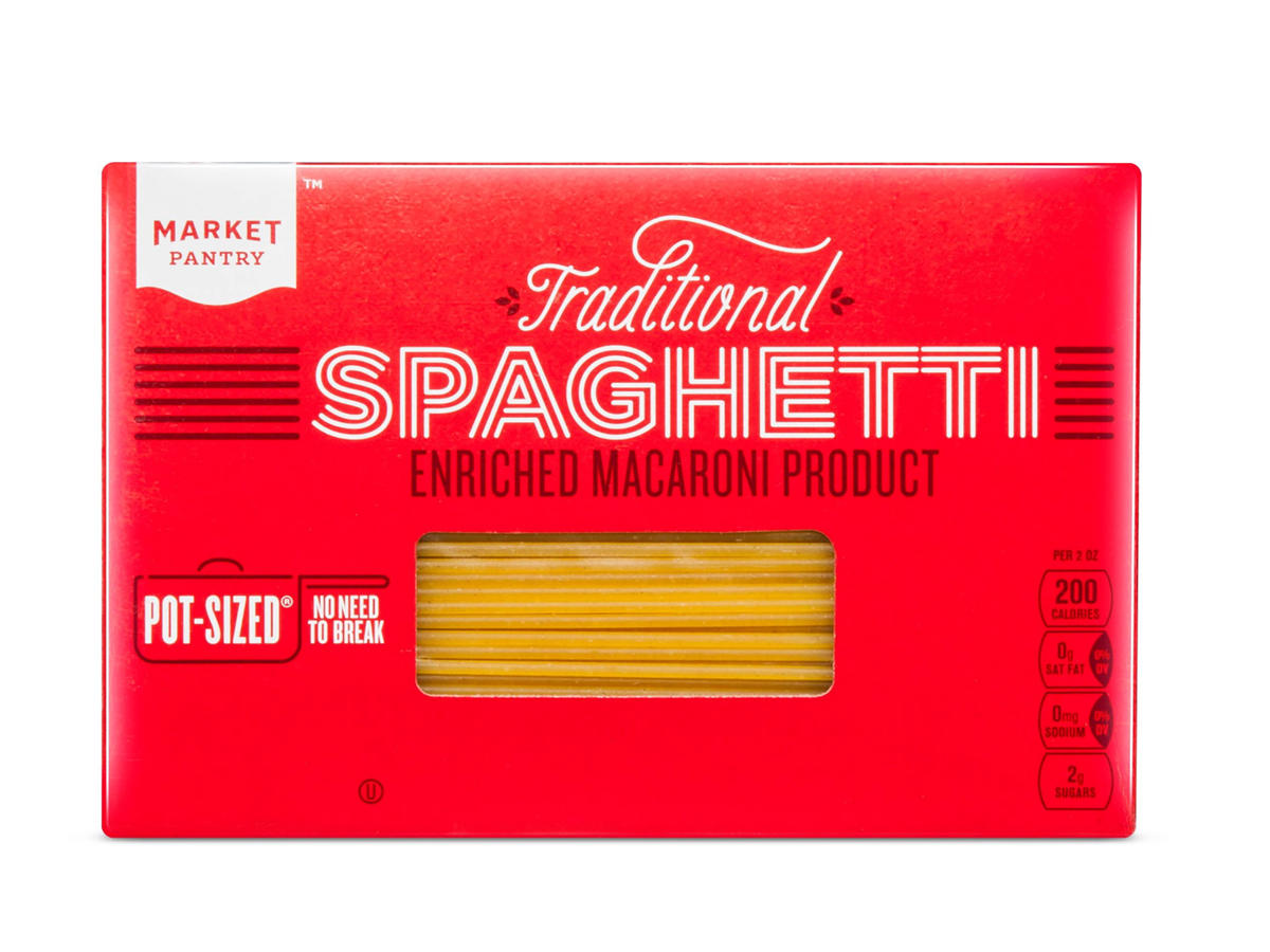1711w Pot Sized Spaghetti