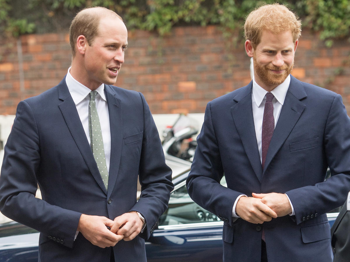 Prince William Reacts to Harry's Engagement: 'I Hope It Means He Stays Out of My Fridge!'