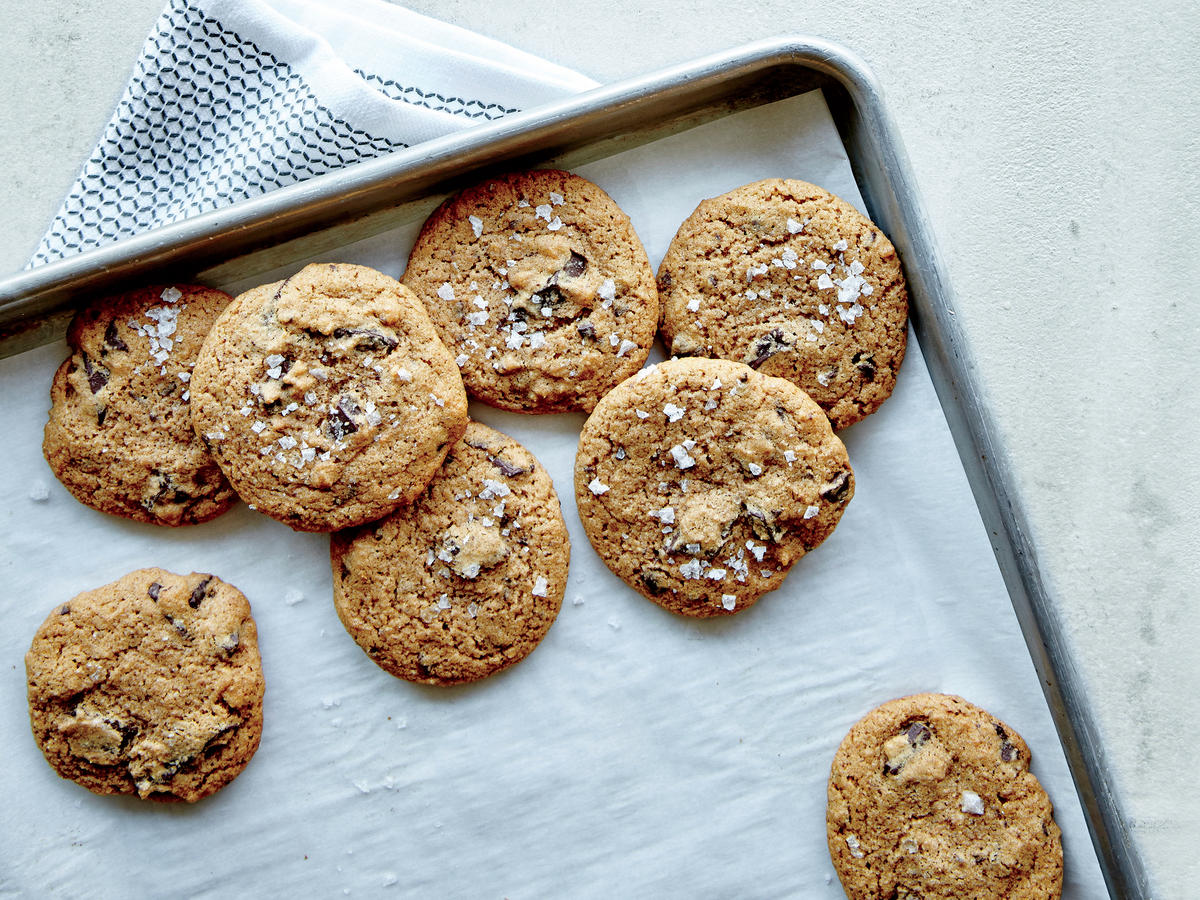 Kids at Home? Make Healthy Baked Goods Together