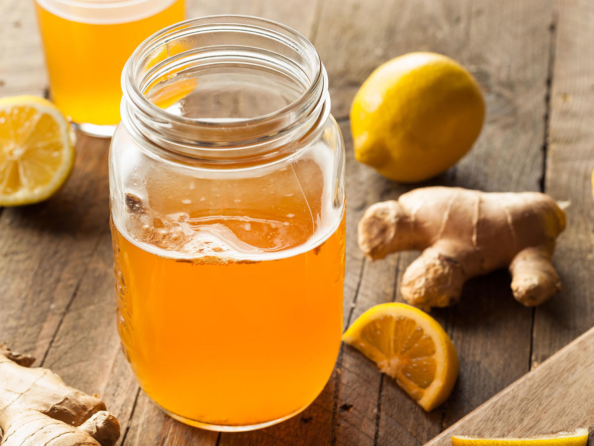 Try These 3 Types of Kombucha If You're Watching Your ...