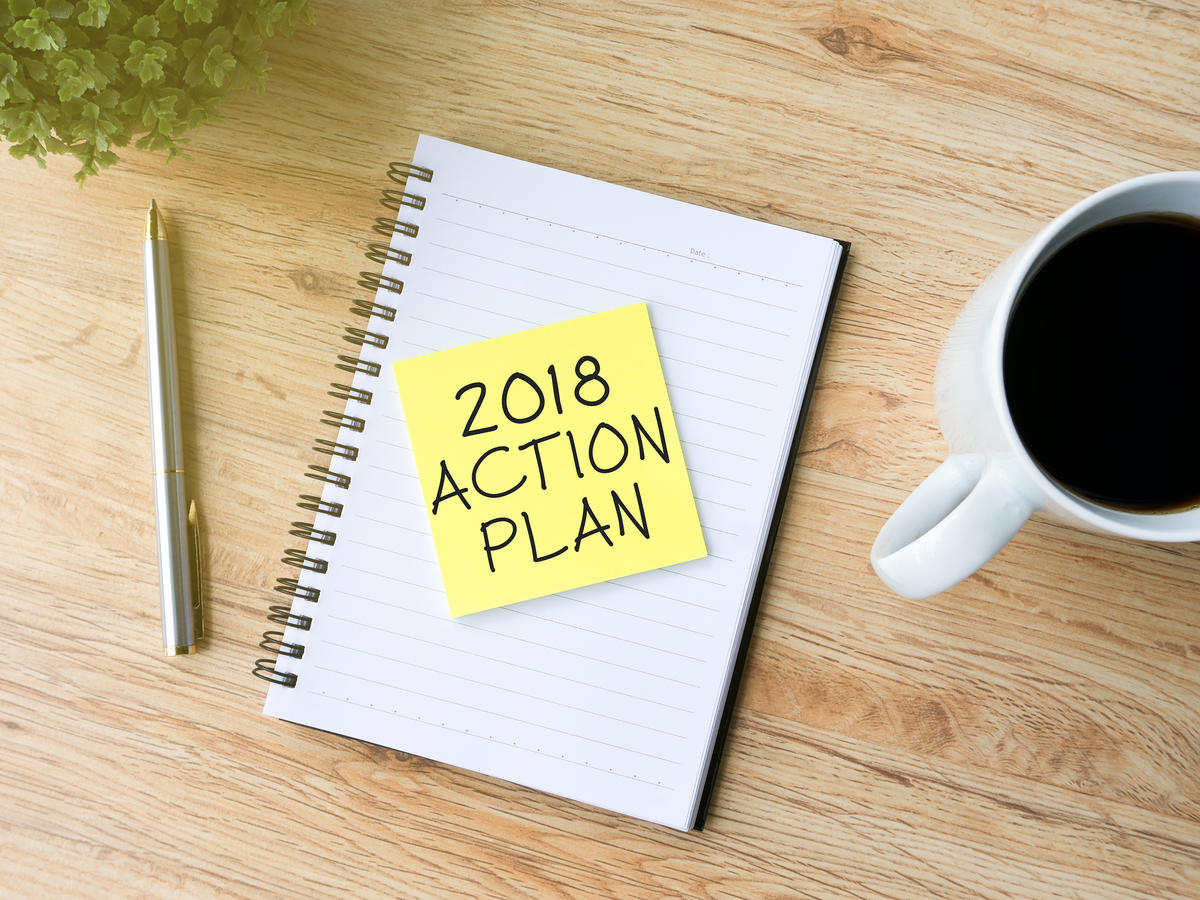 Healthy Goals for 2018