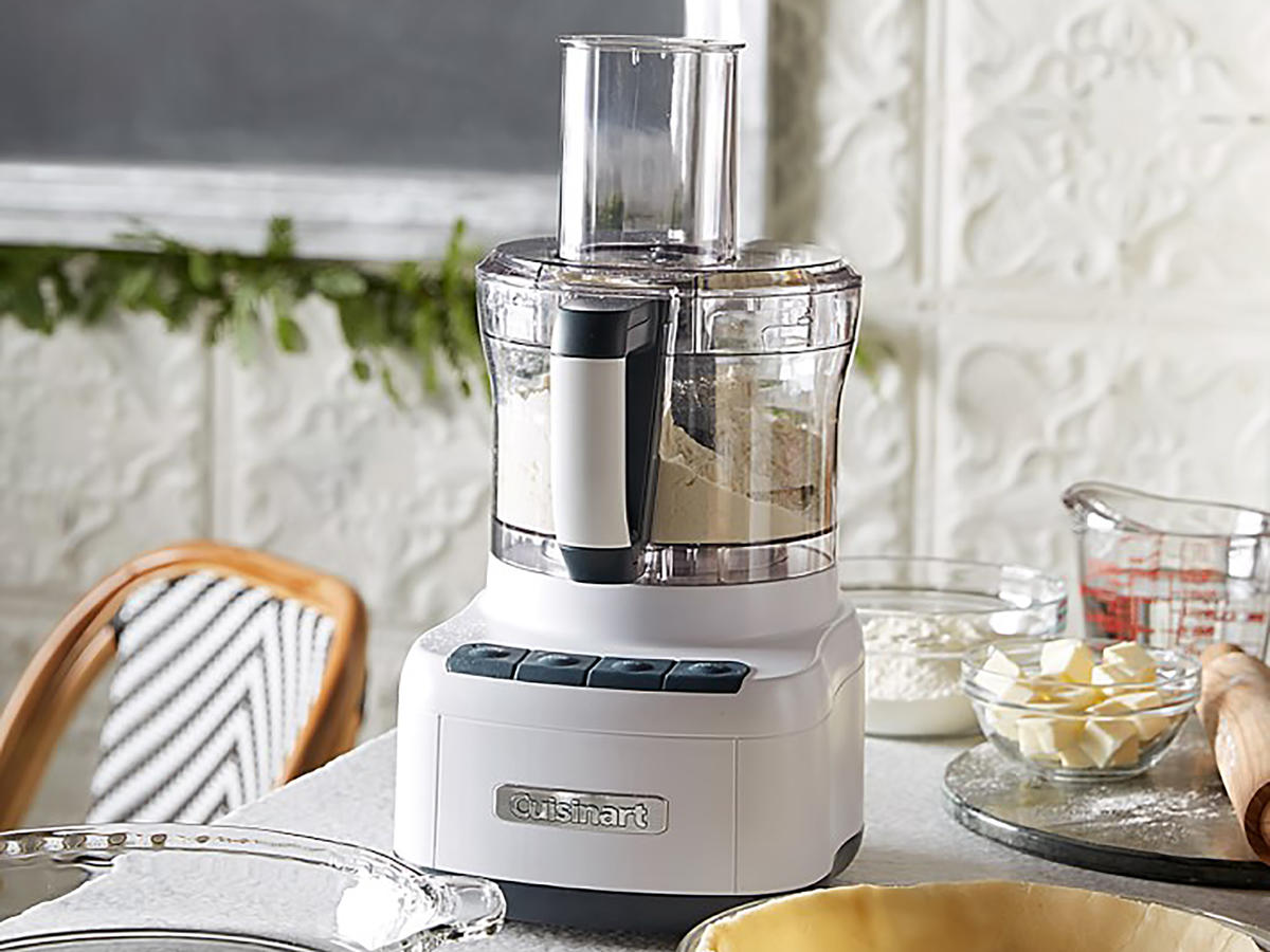 1712w Cuisinart Food Processor