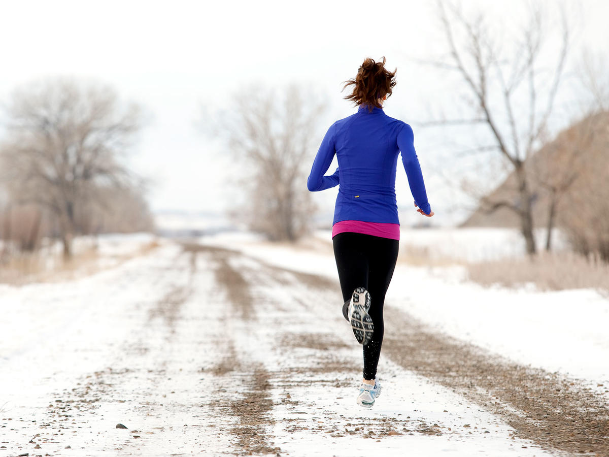 12 Tips for Running in the Colder Months