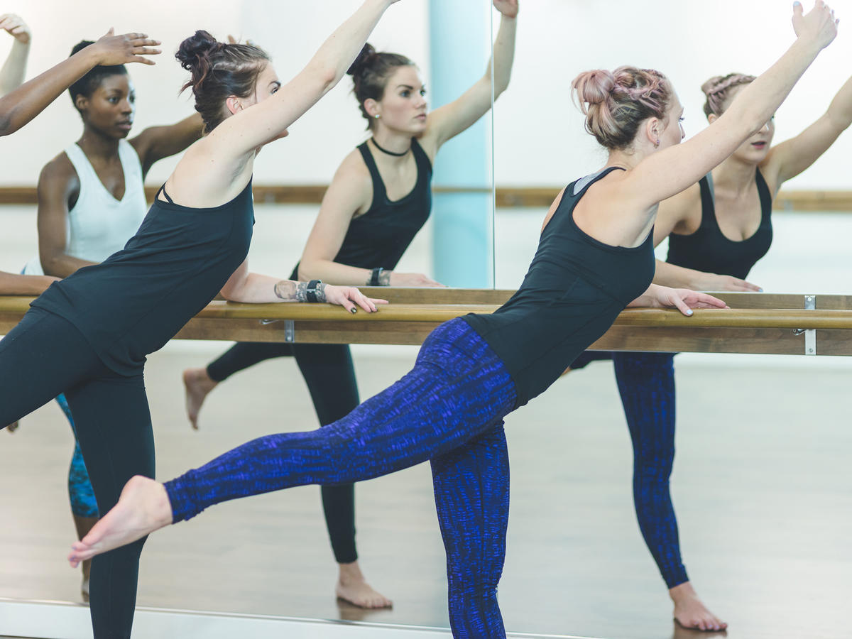 Barre Exercise Class