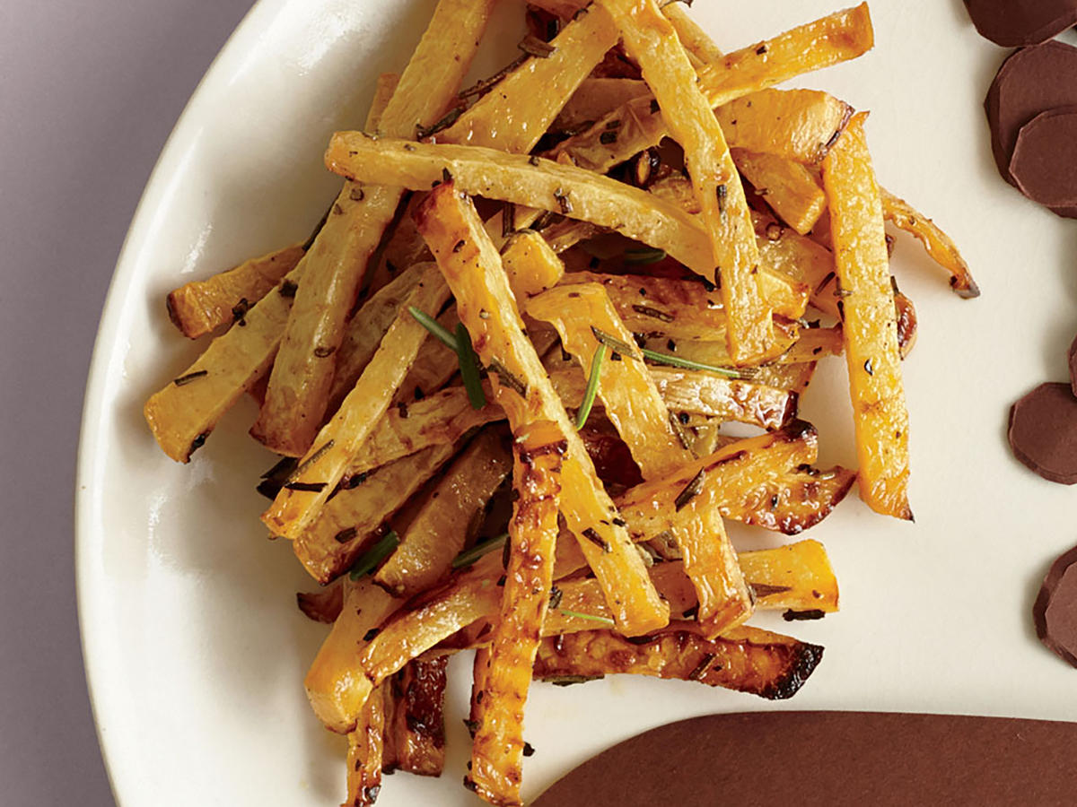 1801w Rutabaga Fries