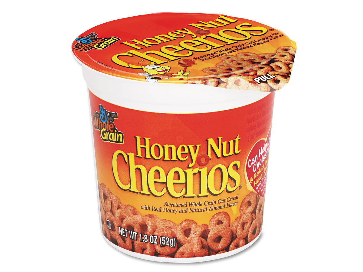 1801w Honey Nut Cheerios