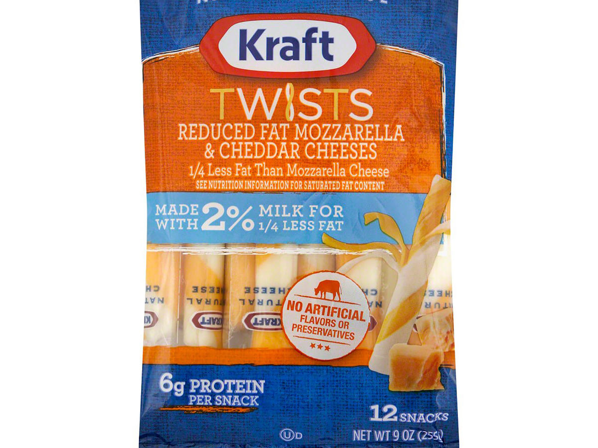 1801w Kraft String Cheese