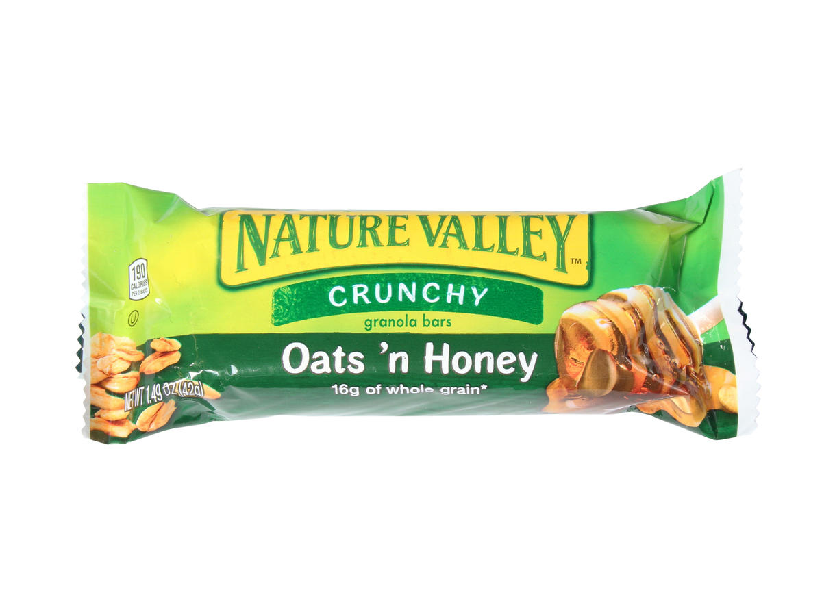 1801w Nature Valley Granola Bar