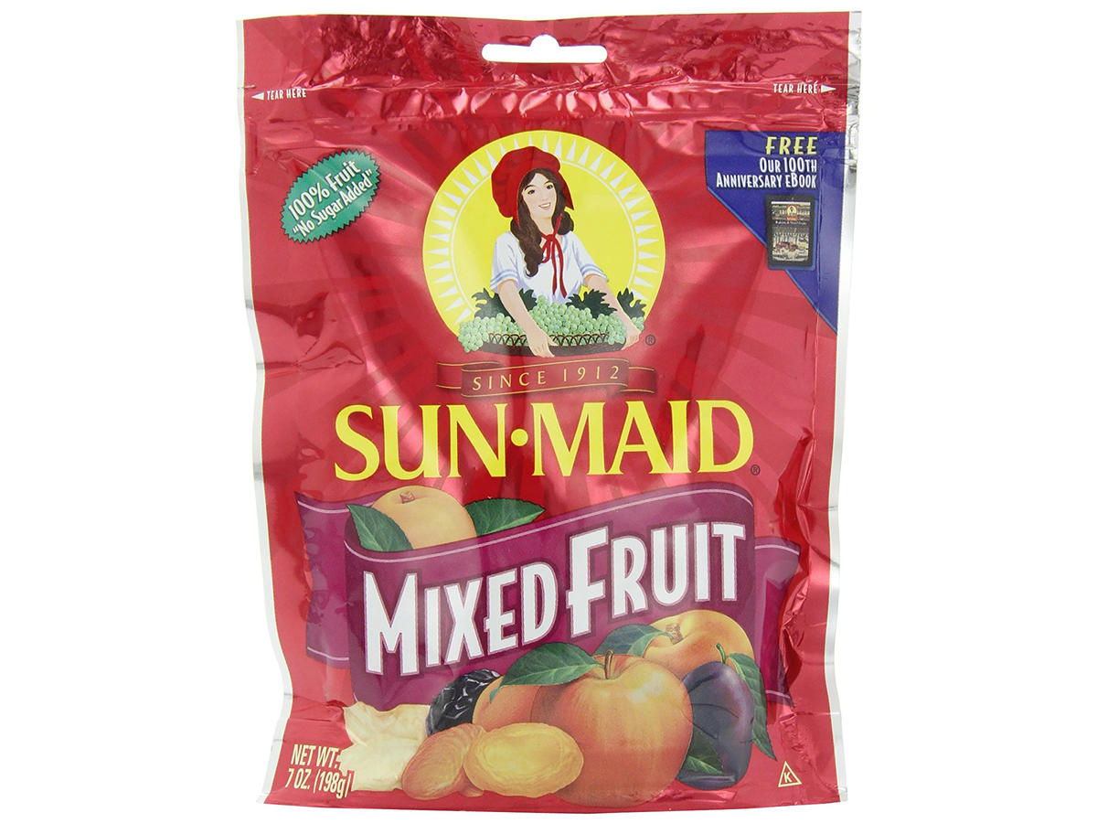 1801w Sun Maid Dried Fruit