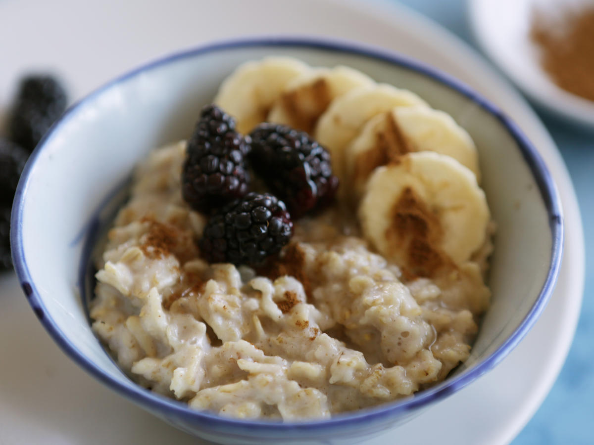 The Only Basic Oatmeal Recipe You Ll Ever Need