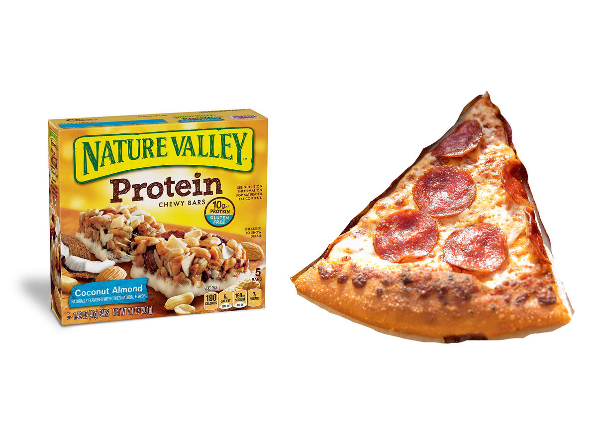 1801w Nature Valley Protein Bar Pizza
