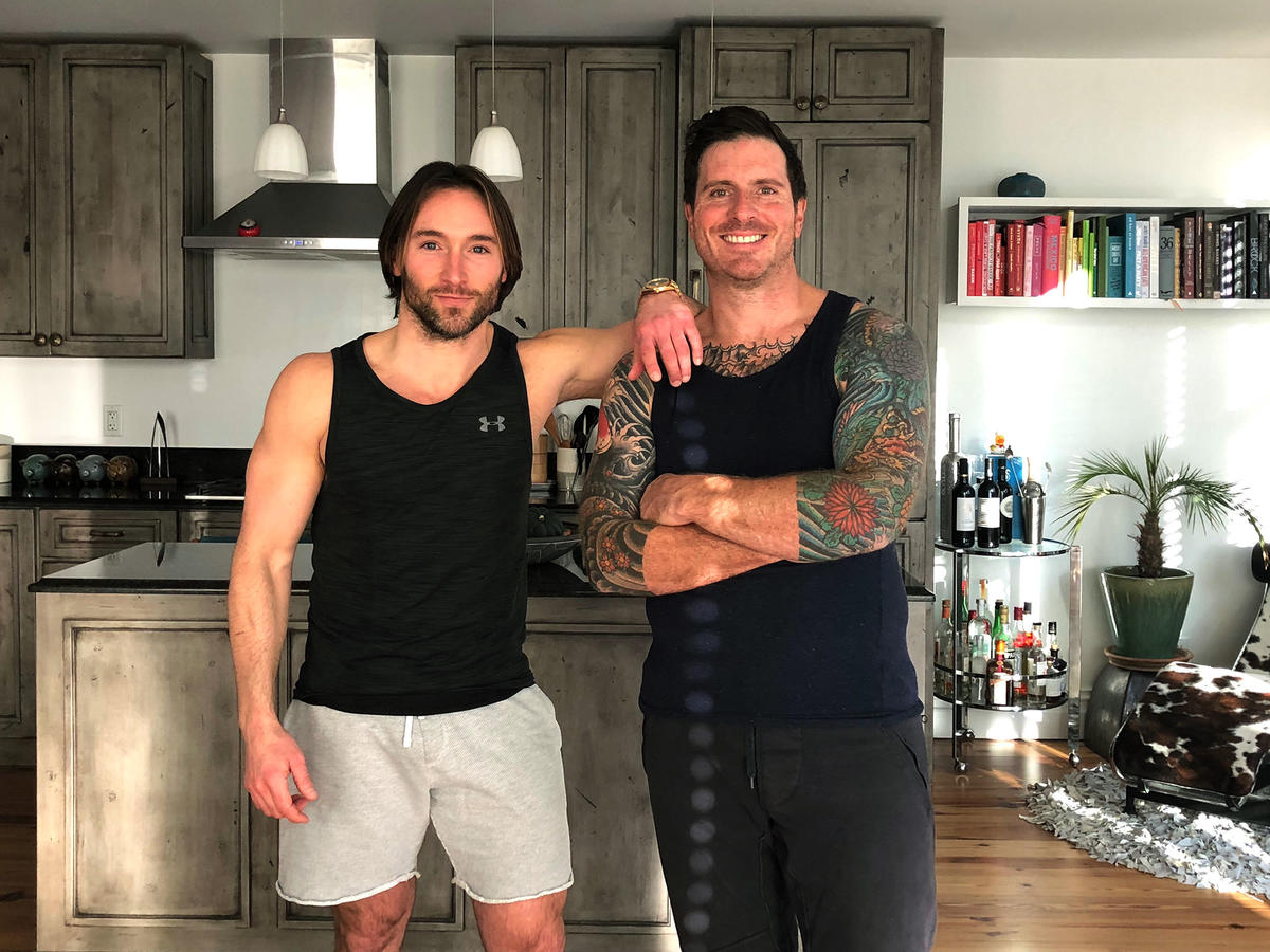Try the 30-Minute At-Home Workout That Helped This Chef Get Fit