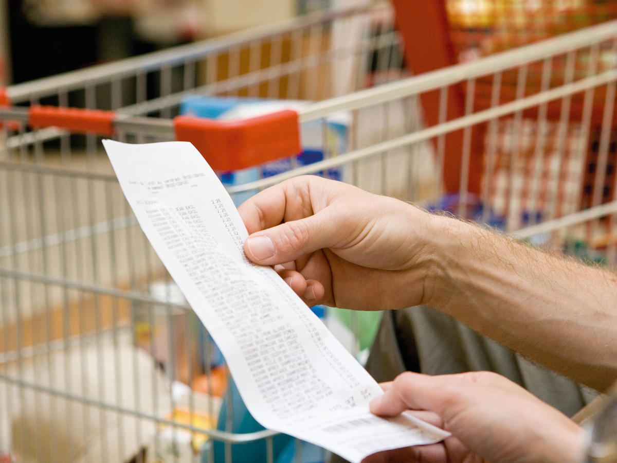 Trader Joe's Is Eliminating These Toxic Chemicals From Its Receipts