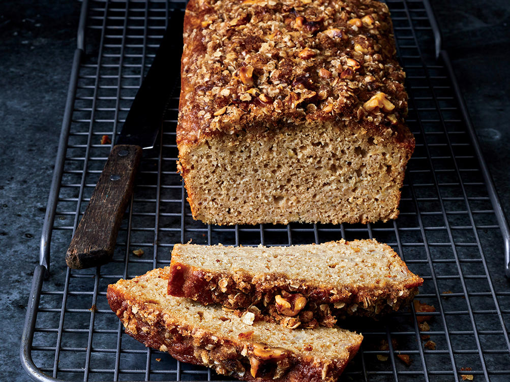 Clone of 1803 - Banana-Walnut Bread