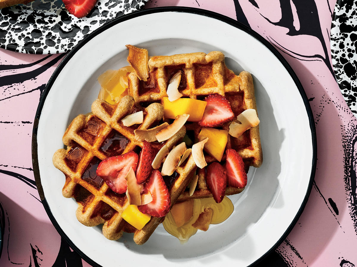 Vermont: Waffles