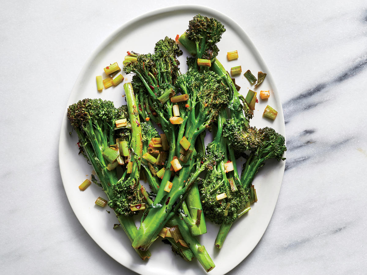 Stir-Fried Broccolini