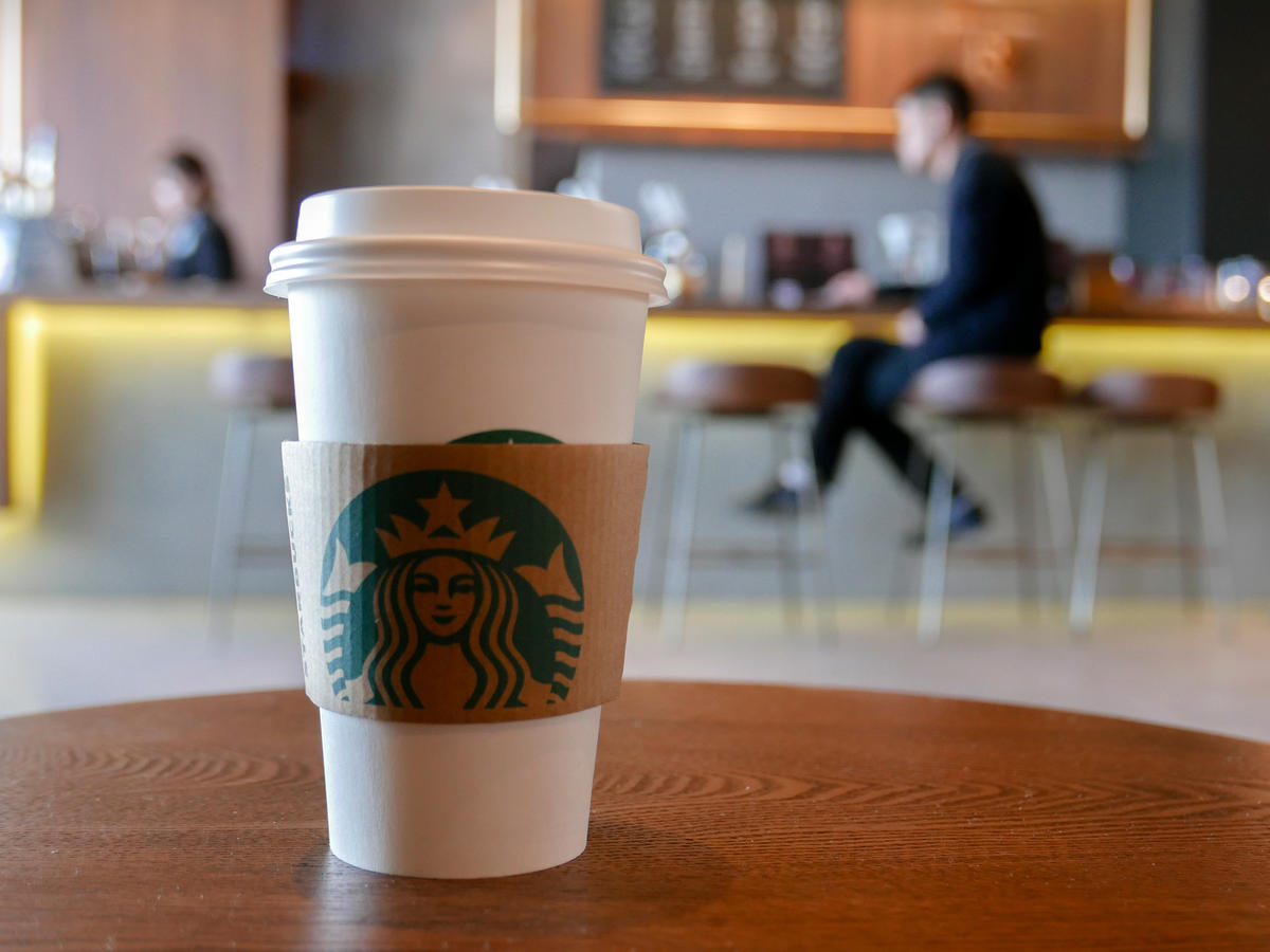 Starbucks Cup Getty