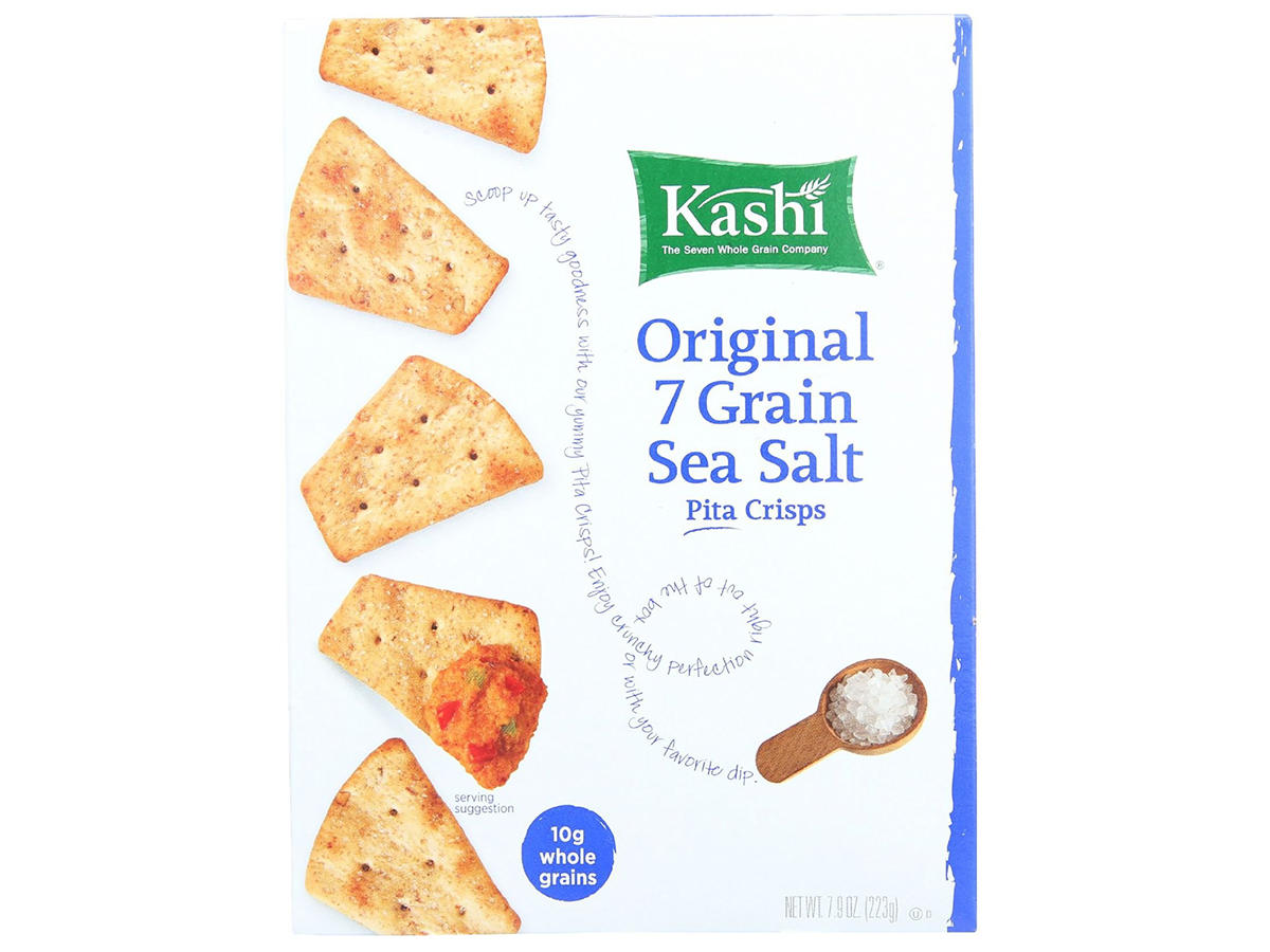 Kashi Original 7 Grain Sea Salt Pita Crisps