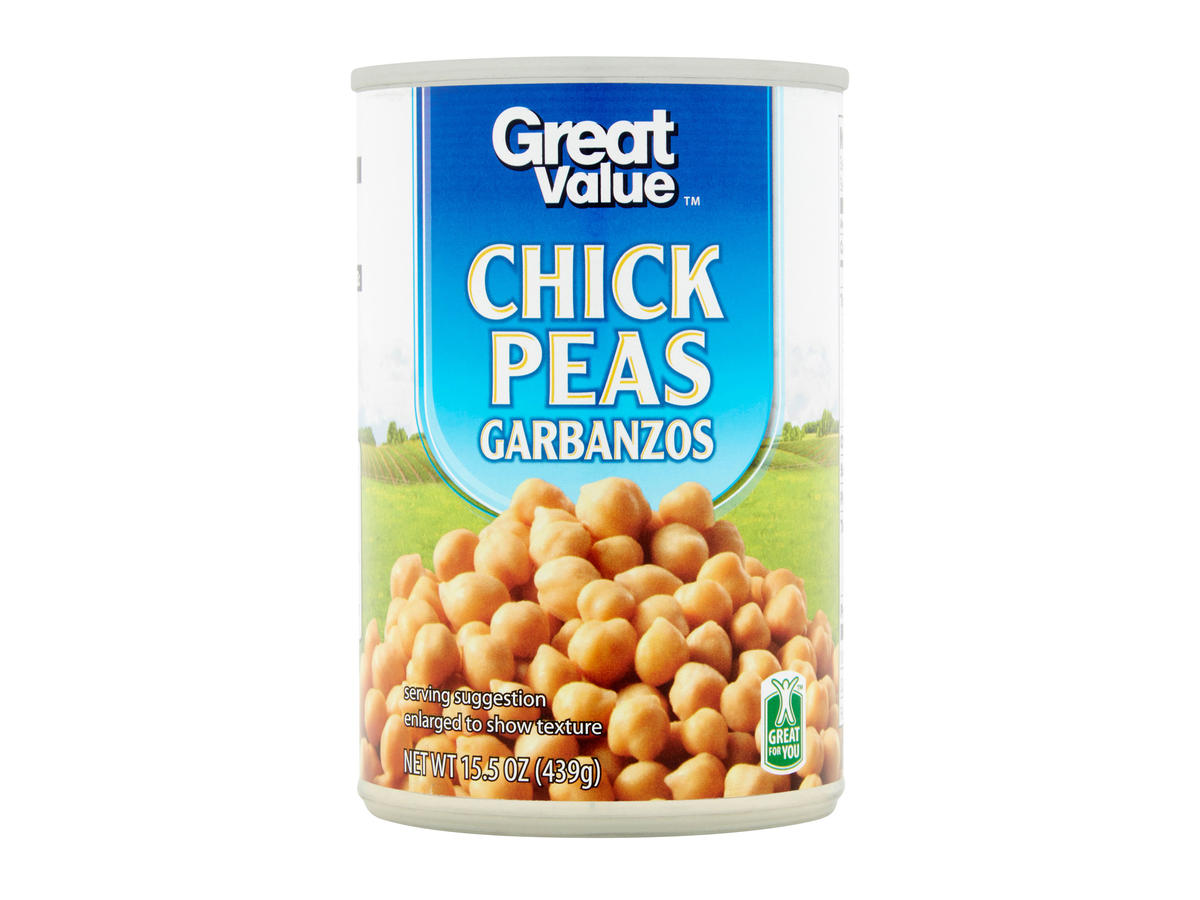 1802w Chick Peas Great Value