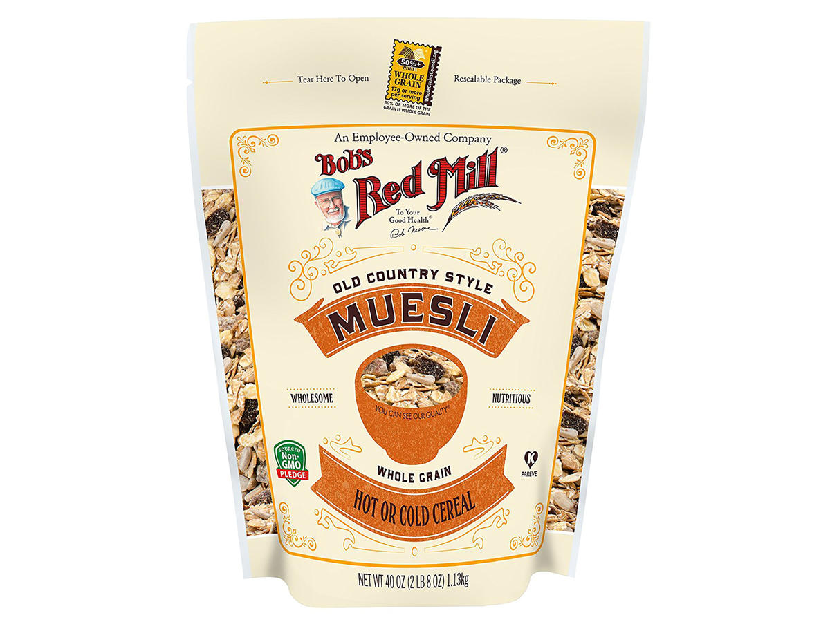1802w Bob's Red Mill Muesli