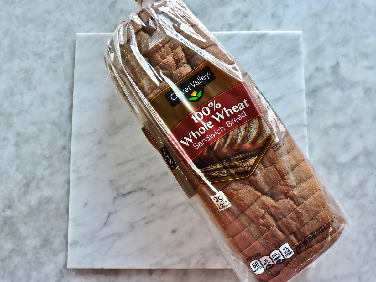 1802w Dollar General Wheat Bread