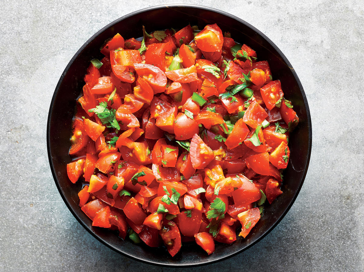 This Thai-Style Salsa Makes a Healthy Snack—or a Delicious Sauce
