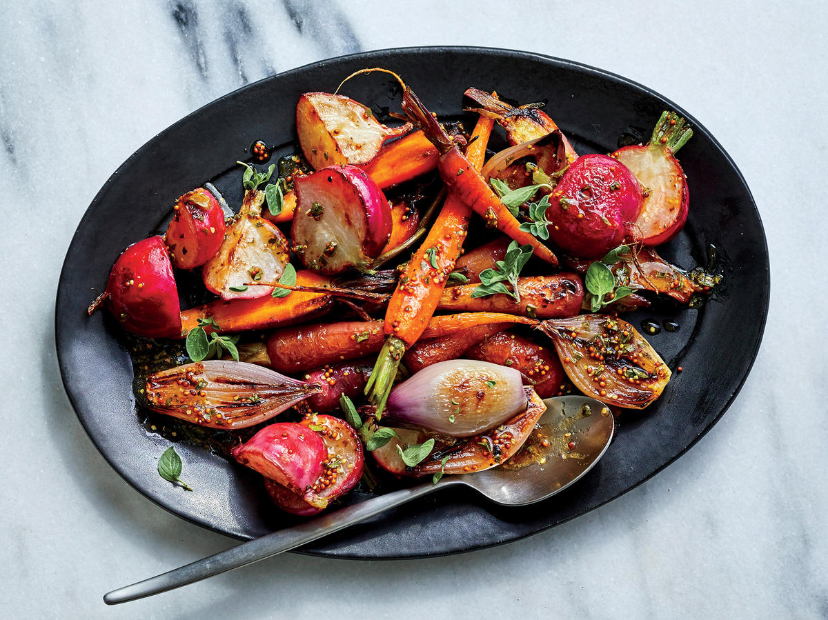 23 Go-With-Anything Spring Sides