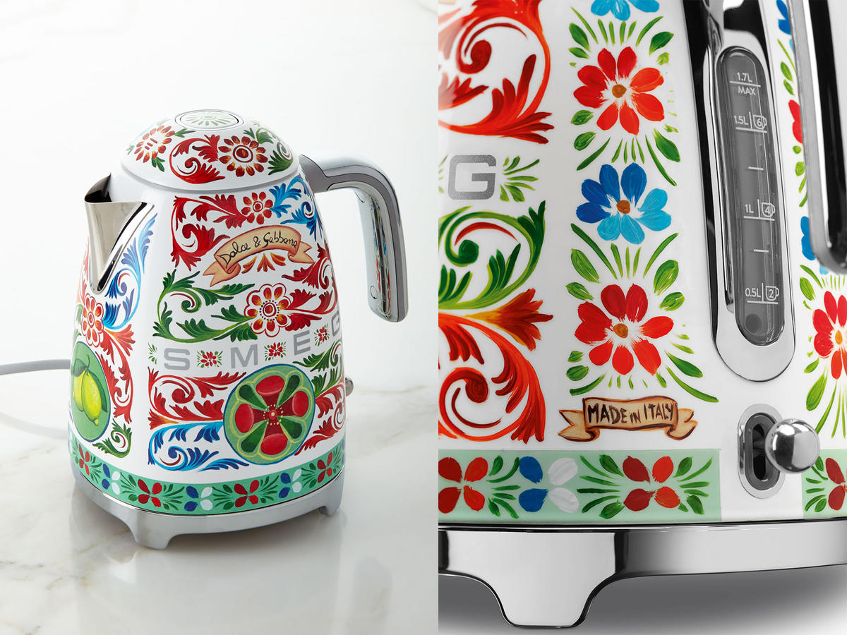 1802w Dolce Tea Kettle