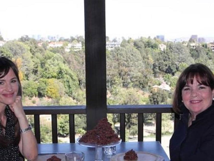 Ina Garten Weighs in on Jennifer Garner's Barefoot Contessa-Inspired Cooking Videos