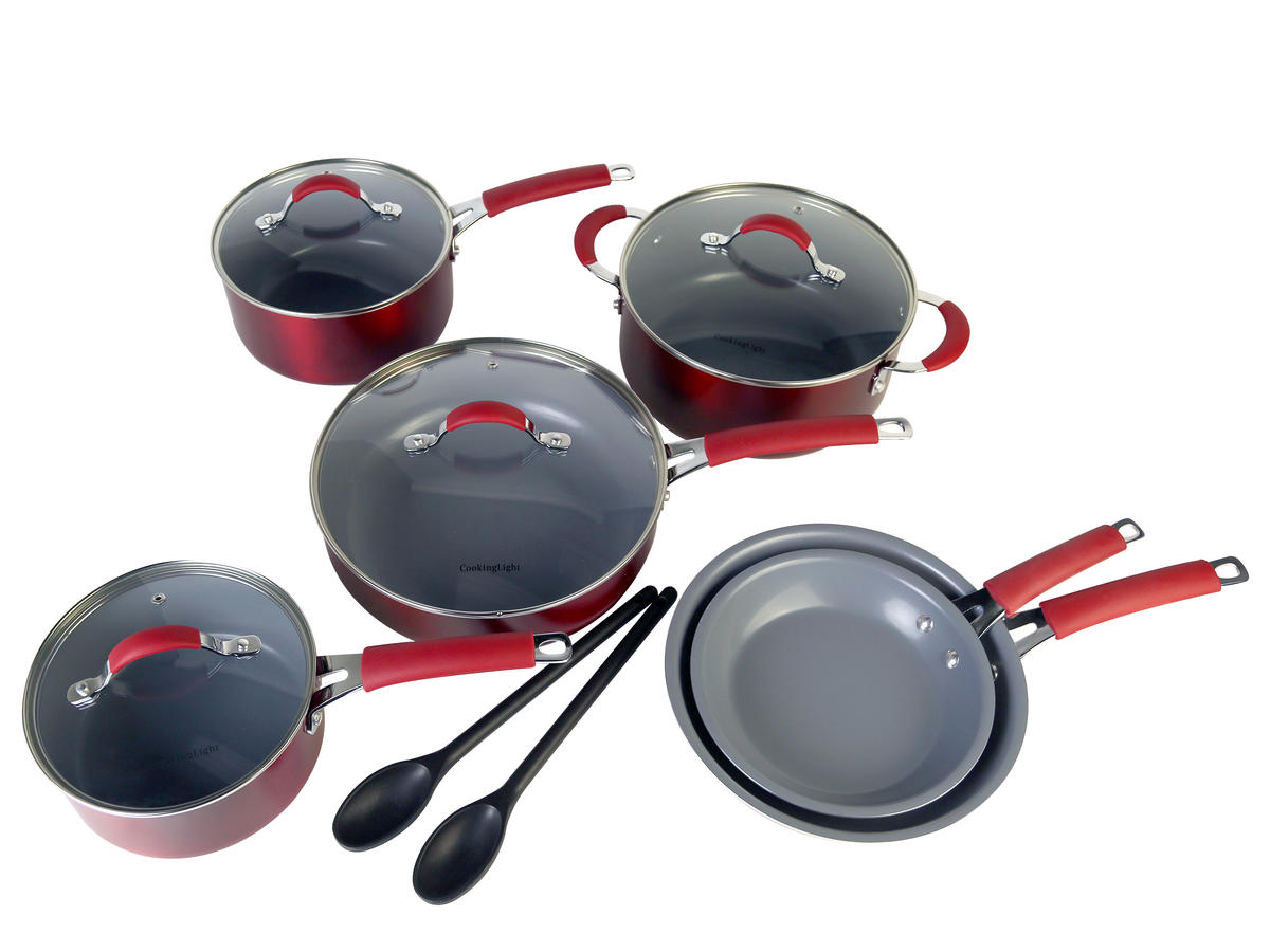 Cooking Light 12 Piece Set