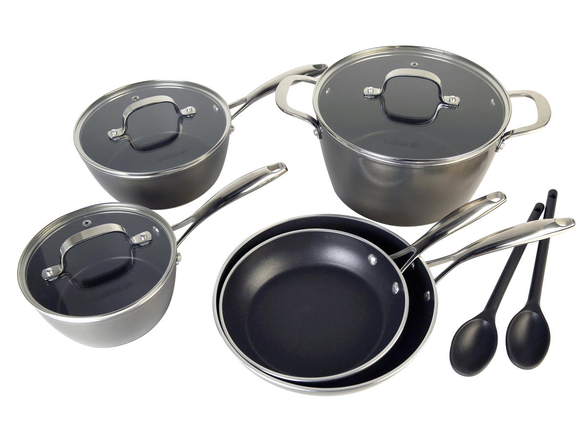 58wang 10 Piece Nonstick Cookware Set