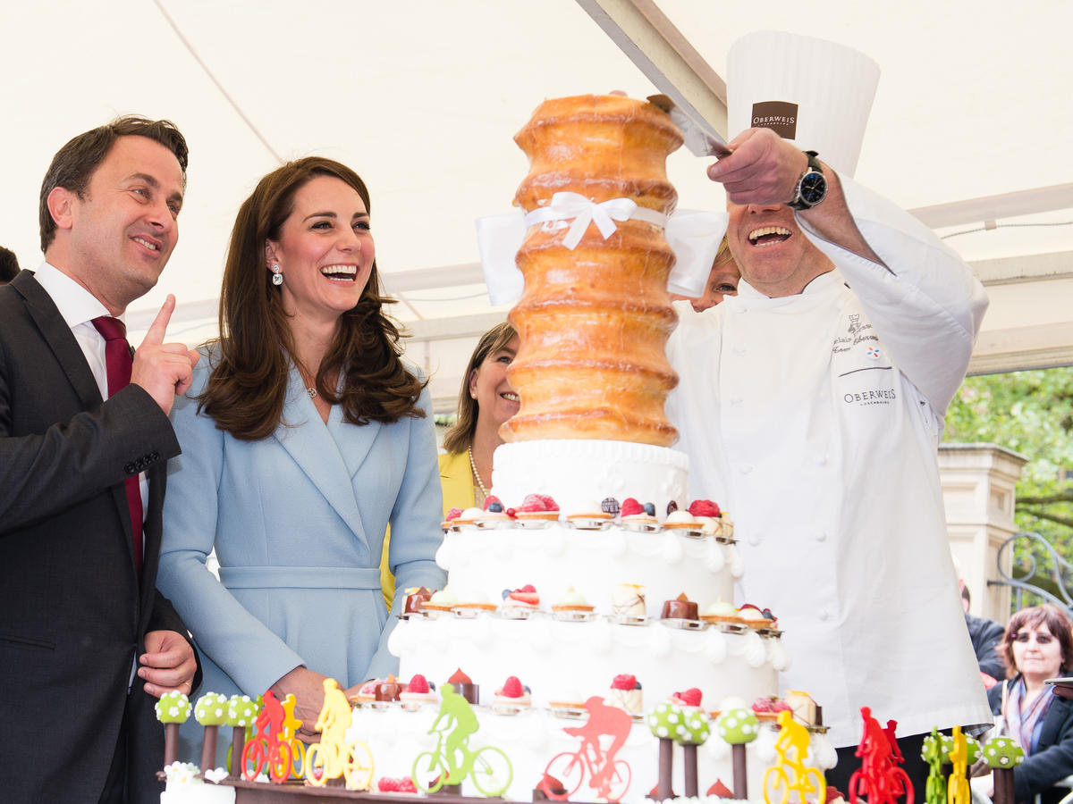 1803w Kate Middleton Cake