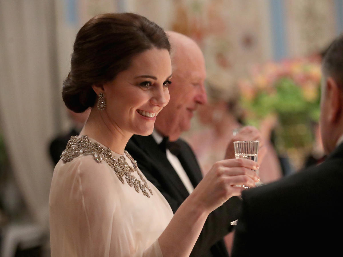 1803w Cena di Kate Middleton