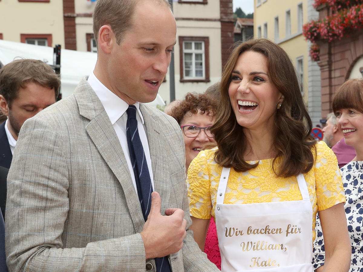 Kate Middleton's Diet Is Actually Kind of Surprising