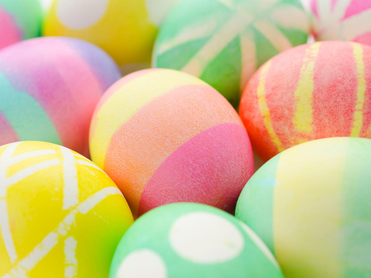 How to Make Natural Dyes—for Easter Eggs and More