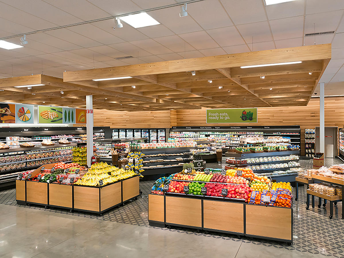 1803w Target Interior Grocery
