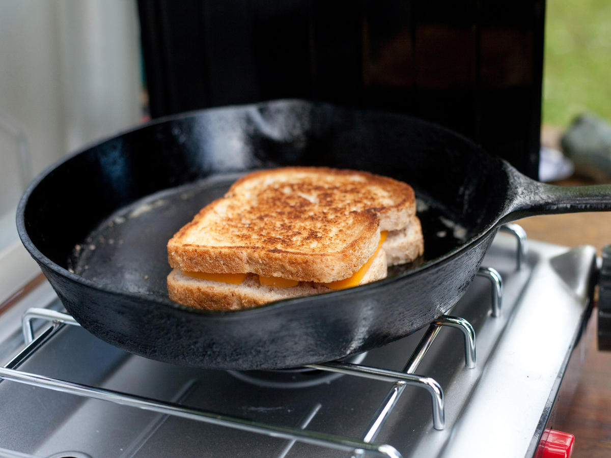 How to Cook Perfect Grilled Cheese