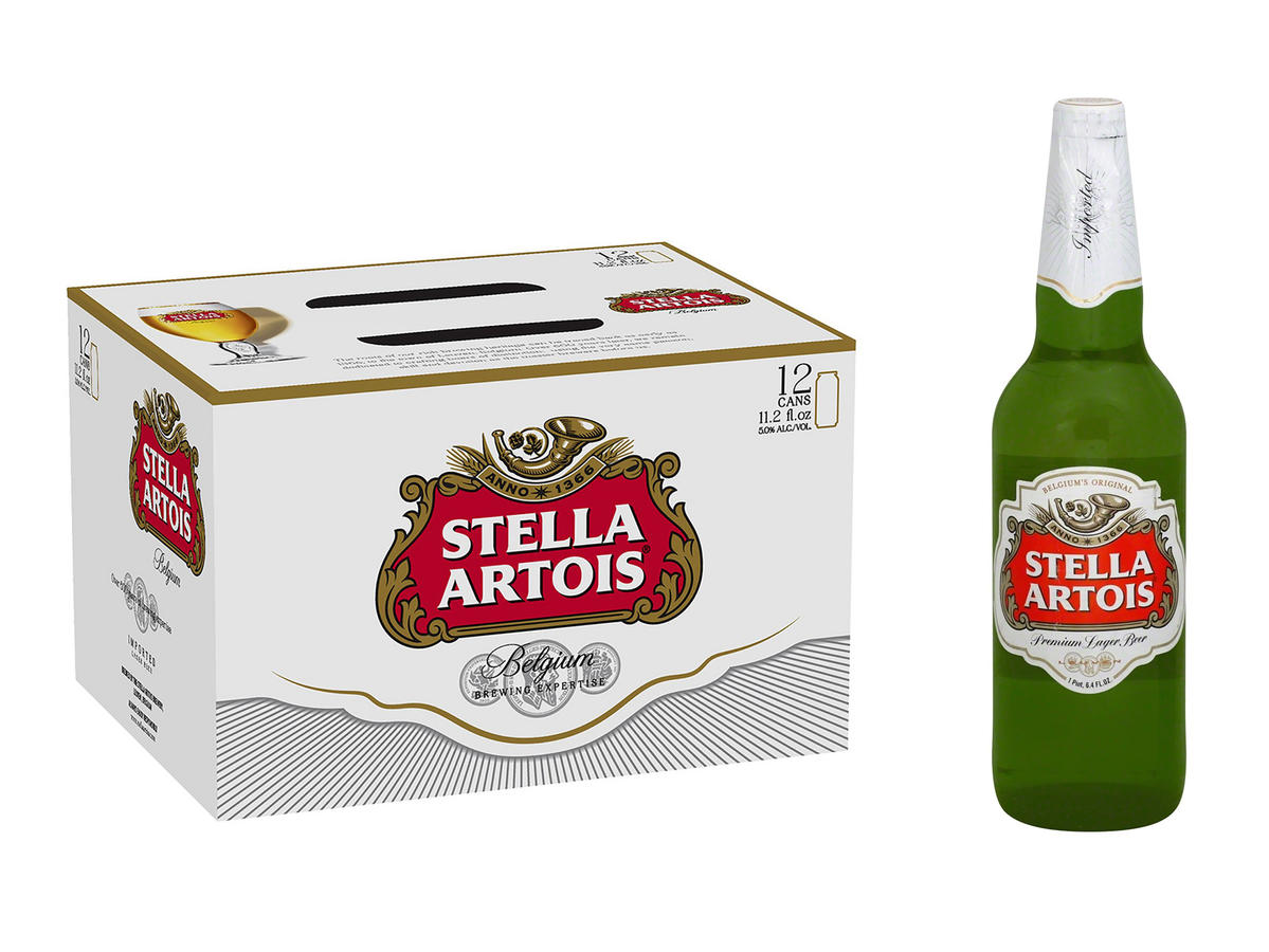 Stella Artois Just Recalled Beer Containing Particles of Glass -