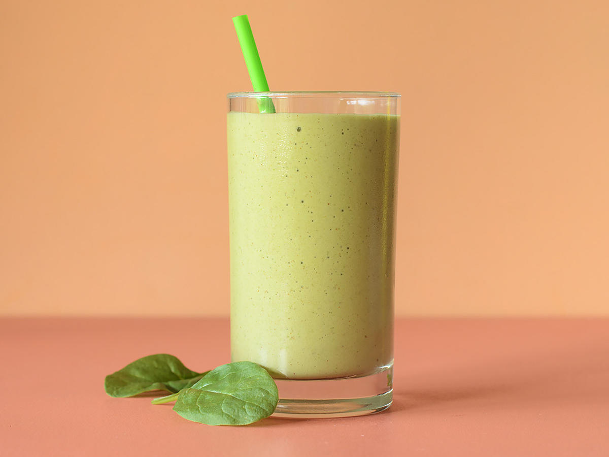Cooking Light's Ultimate Healthy Breakfast Smoothie