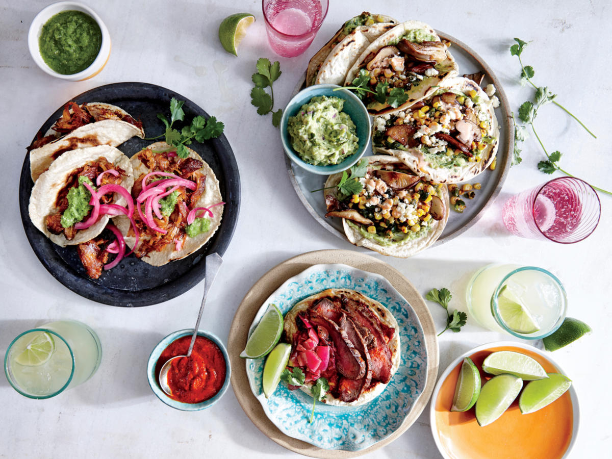 Here's How to Seriously Up Your Taco Game for Cinco de Mayo