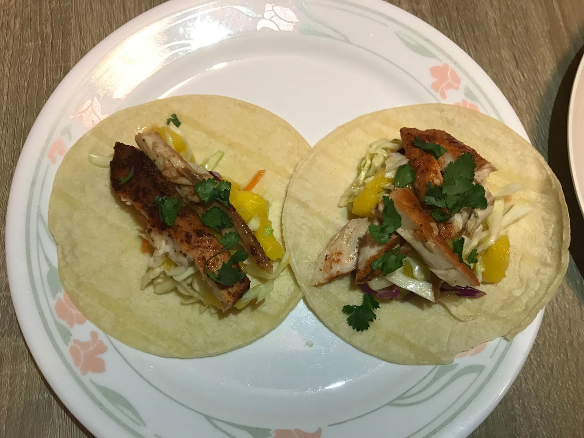 Fish Tacos from Magnolia Table