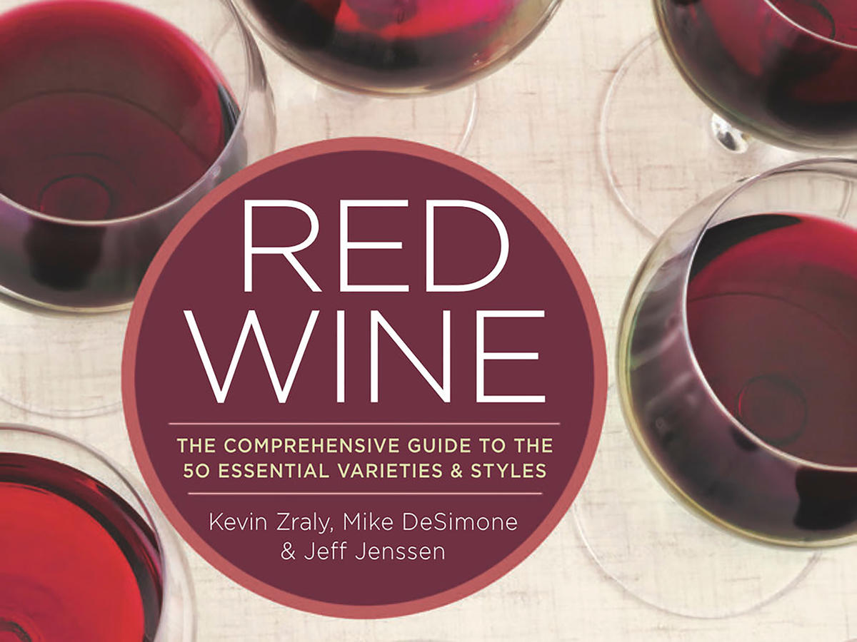 Red Wine Book