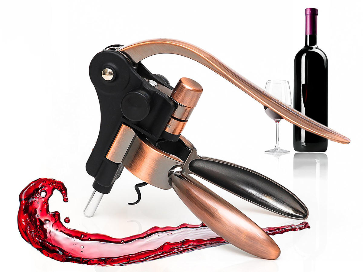 The Classic Rabbit Wine Opener
