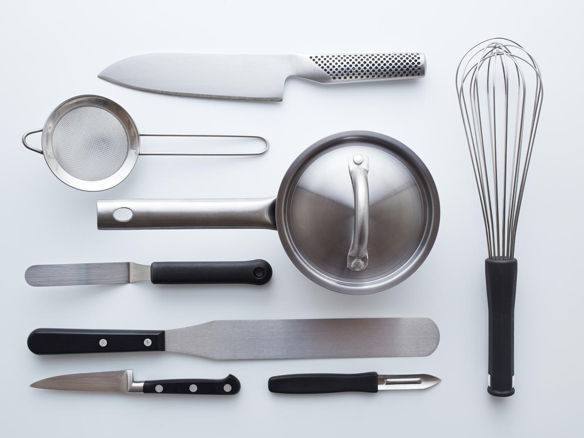 These Are the Kitchen Tools You Can Buy Used—Plus Ones You Should Absolutely Buy New